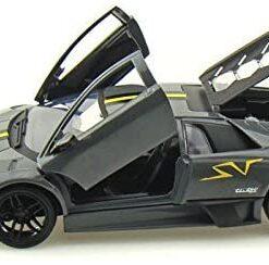 MotorMax Lamborghini Murcielago LP 670-4 SV 1/24 Grey - 88094