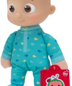 CoComelon Little Plush JJ Doll in Onesie Outfit 23cm-CMW0018