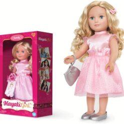 Hayati Girl 18 inch Sandy Fashion Doll-TP100101