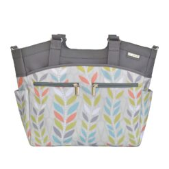 JJ Cole Collections Camber Bag For Baby- Citrus Breeze-J00469