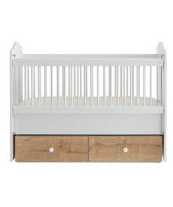 Monami Baby Wooden Baby Cradle TR-6612-08 Nino