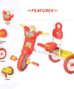 VEGA RED TRICYCLE