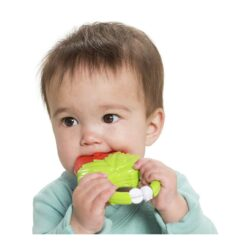 Infantino Vibrating Teether Strawberry -IN216429