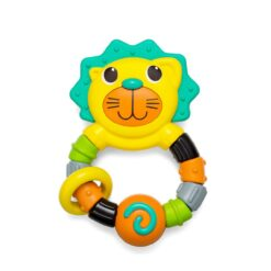 Infantino Bendy Lion Teether-IN216274