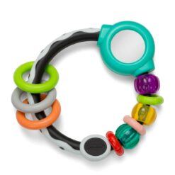 Infantino Shake & Spin Rattling Ring-IN005151