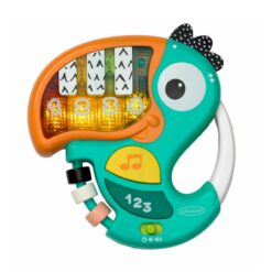 Infantino Piano & Numbers Learning Toucan Educational Toys