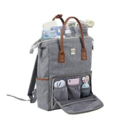 RYCO Madison Backpack For Diaper And Baby Bottle