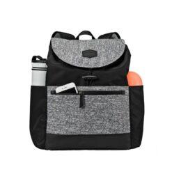 JJ Cole Mezona Mother Care Bag Athletic, Black