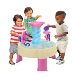 Little Tikes - Spiralin' Seas Water Table - Pink