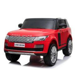 Range Rover 12v Battery Ride On Kids Electric Licensed Car - DKRR999-Red