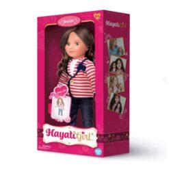 Hayati Girl Jeedah Doll – 6 Years & Above