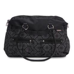 JJ Cole Satchel Bag Charcoal Infinity-Black
