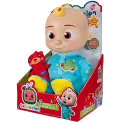 Cocomelon Musical Bedtime JJ Doll- CMW0016