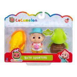 CoComelon-CMW0023-Bath Squirters Set Assortment Pack of 1