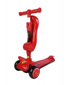 Mesuca Ferrari Multi-Function Scooter For Kids