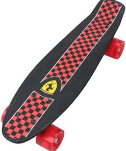 FERRARI Penny Board, Medium, Black FBP4