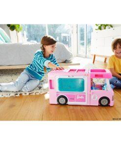 Barbie 3-in-1 DreamCamper Vehicle-GHL93