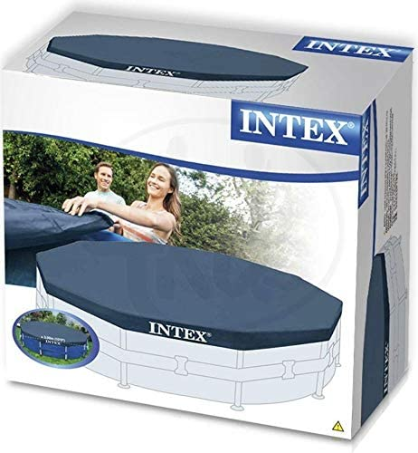Intex Round Swimming Pool Cover-28030