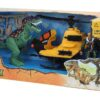 Dino Valley Catch Vehicle With Figure Dino-542028