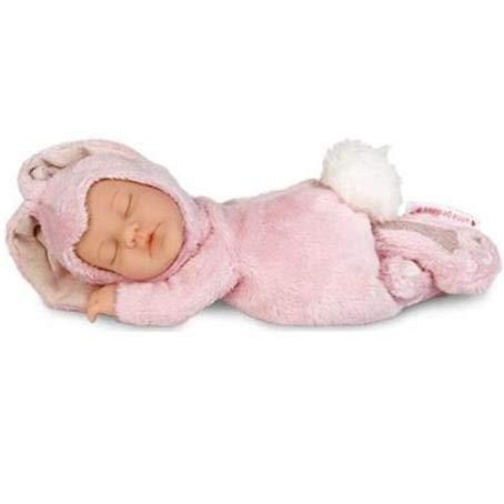 Anne Geddes 579105 Rose Pink Baby Bunny 9 inch-579105