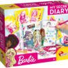 Barbie Lisciani My Secret Diary One Size - 55941