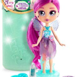 Bright Fairy Friends Doll 6 Jar, Battery Operated, Assortment