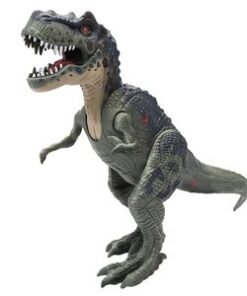 Chapmei Dino Valley 6 Interactive T Rex - 542051-Grey