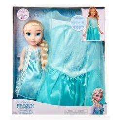 Disney Frozen 2 - Elsa Doll & Dress Edition-207674-ATL