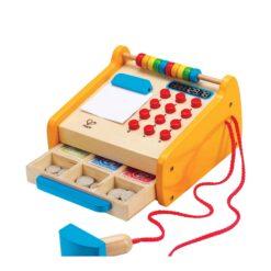 Hape E3121 Wooden Checkout Register - E3121