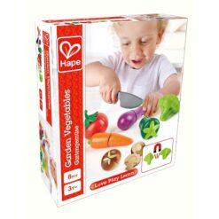 Hape Garden Vegetables - E3161