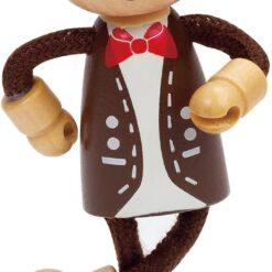 Hape Modern Family Wooden Grandfather Doll - E3503