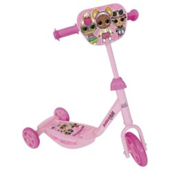 LOL Surprise My First Scooter Pink 3-Wheel-Pink