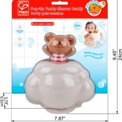 Hape Kids Little Splashers Pop-Up Teddy Shower-E0202