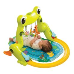 Infantino Great Leaps Gym & Ball Roller Coaster