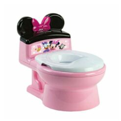 The First Years Minnie Mouse Potty & Trainer Seat Pink – Y1134