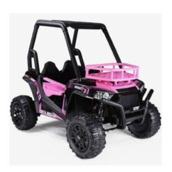 Double Seater Quadzilla Crawler Buggy For Big Kids Pink