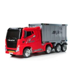 Container Truck 2B4M RED-NI-JJ2011
