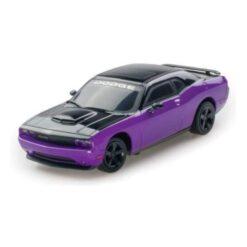 Kidztech 1/26 R/C 2014 Dodge Challenger (B/O) Purple - 85222