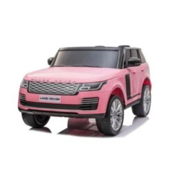 Remote Control Pink Land Rover For Kids