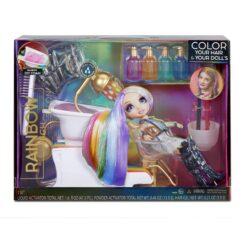 Rainbow High Studio Salon PlaySet MGA-567448