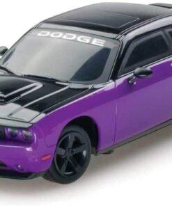 Kidztech 1/26 R/C 2014 Dodge Challenger (B/O) Purple-85222