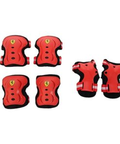 Ferrari Skate Protector Set Medium Red FAP3