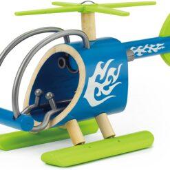Hape E- Copter Wooden Toys -E5518