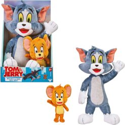 Tom & Jerry Plush Bundle-14456-RT