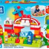 Mega Bloks Musical Farm Building Toys-GCT50