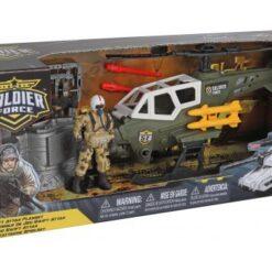 Chap Mei Bruņu transports Soldier Force Swift Attax Asort-545008