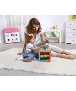 Tooky Toy - Play Cube Activity Centre-TKB521-BTG