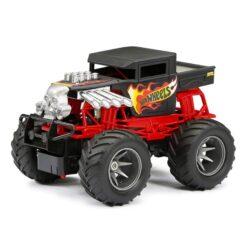 New Bright 1:15 Scale R/C Hotwheels Monster Truck Bone Shaker