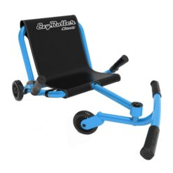 EzyRoller Classic Ride On - Blue For Kids & Adults