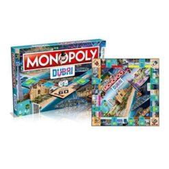 Monopoly Dubai Official Edition 1 Dubai Game Range Iconic Creation for UAE